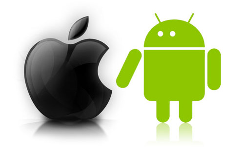 Android e iPhone