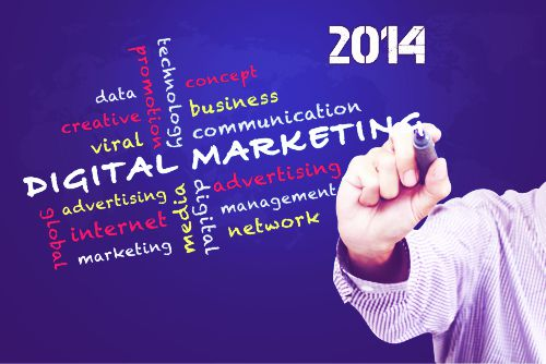 Tendências de Marketing Digital para 2014