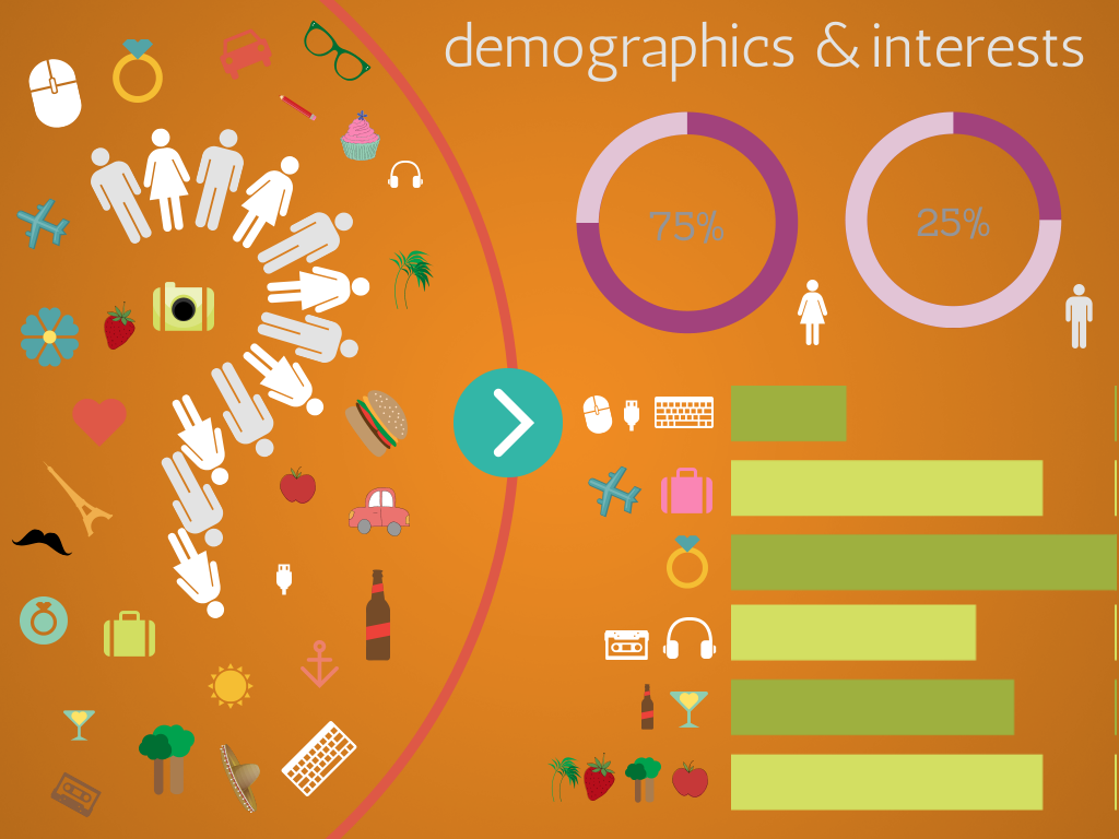 Google Analytics Audience Demographics and Interests Reports